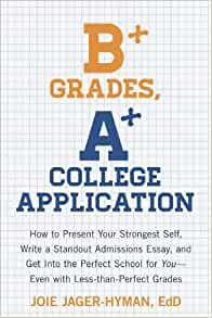 College admission essay explaining weak grades