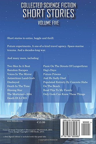 Collected Science Fiction Short Stories: Volume Five: Volume 5