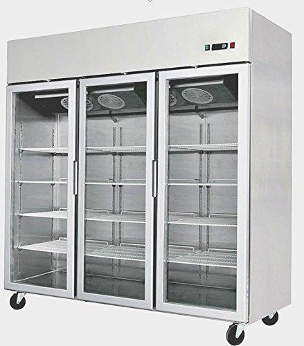 78-inch-stainless-steel-freezer-3-locking-glass-doors-reach-in-merchandiser-commercial-grade-restaur