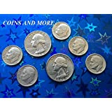 Mixed Pre-1965 US Silver Coins - $1.00 Face Value
