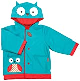 Skip Hop Zoo Raincoat, Owl, Large