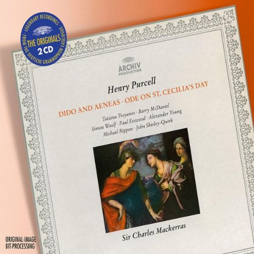 Purcell - Dido and Aeneas, Ode on St Cecilia's Day (Sir ...