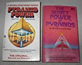 img - for Pyramid Energy set of two books: Pyramid Power & The Secret Power of Pyramids book / textbook / text book