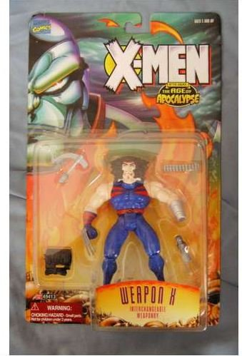 ToyBiz X-Men Age Of Apocalypse: Weapon X - 1