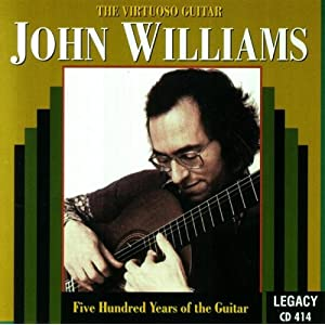 John Williams -  The Guitar Album CD 1