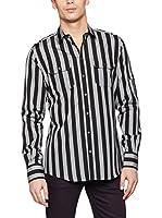 ZZ_Dolce & Gabbana Camisa Hombre (Gris)