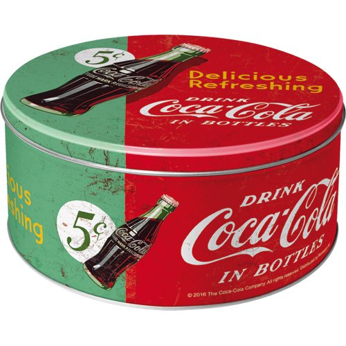 nostalgic-art-30603-coca-cola-delicious-refreshing-green-tarro-redondo-l-21-cm-diametro