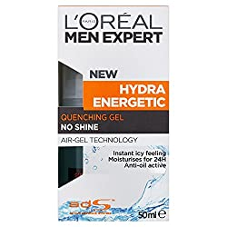 Men Expert Hydra Energetic Quenching Gel (Pump) 50ml/1.7oz