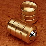 Brusso® Brass Bullet Catches