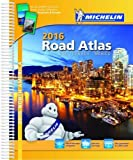 Michelin North America Road Atlas 2016 (Michelin Road Atlas)