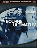 Cover art for  The Bourne Ultimatum (Combo HD DVD & Standard DVD Edition)