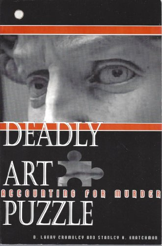 Deadly Art Puzzle: Accounting for Murder