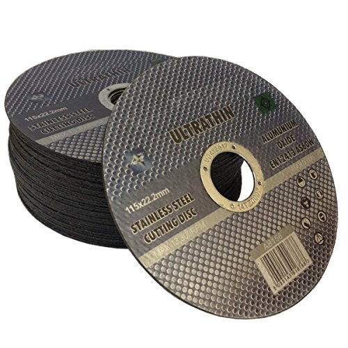50-x-ultra-thin-115-x-1mm-stainless-steel-cuttings-dics-metal-cutting-slitting-discs