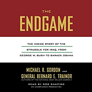 The Endgame Audiobook