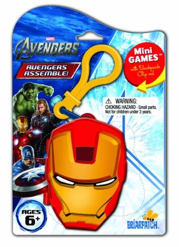 Marvel Iron Man Sculpted Mini Game - 1
