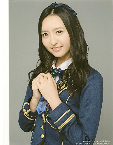 AKB48 希望的リフレイン 通常盤 封入特典 生写真 【森保まどか】