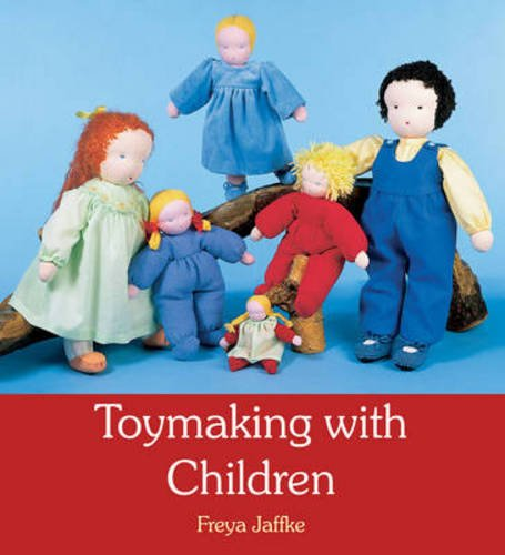 Toymaking with Children (Picture Kelpies)