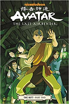 Avatar: The Last Airbender - The Rift Part 2: Gene Luen