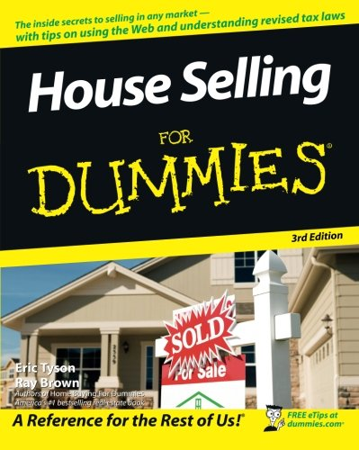 House Selling For Dummies, 3Rd Edition front-1064265