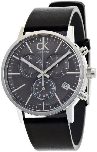 Calvin Klein Men's Post Minimal Watch K7627107