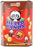 Meiji Hello Panda Chocolate Biscuit, 9.01 Ounce