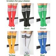 Zeagoo Women's Pure Color Knee High S…