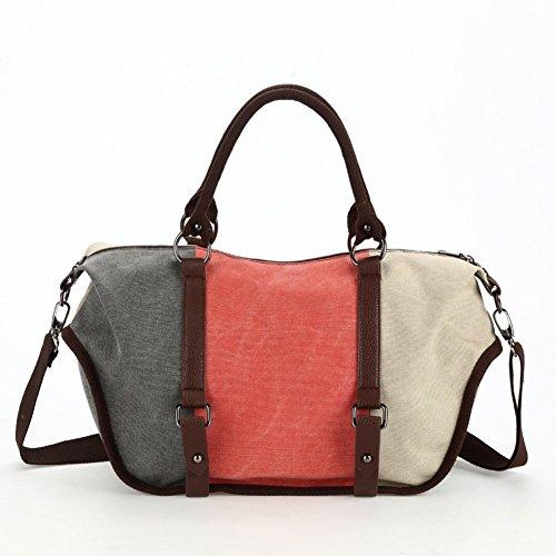 2016Sacs à main/Messenger Bag/sacs à main de loisirs/Le sac de toile de femmes/sac à main/Sac à bandoulière