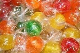 Sour Fruit Balls - 5 Pound Bulk Bag