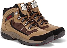 Lee Cooper Men Boots Brown 43