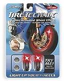 Street FX 1042197 Tire Technix Moto Hex Red Light thumbnail