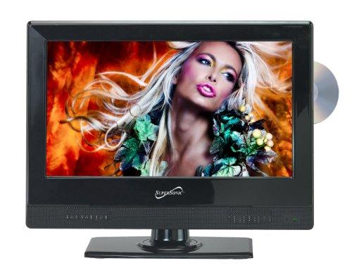 Supersonic Sc-1312 13-Inch 60Hz Led-Lit Tv