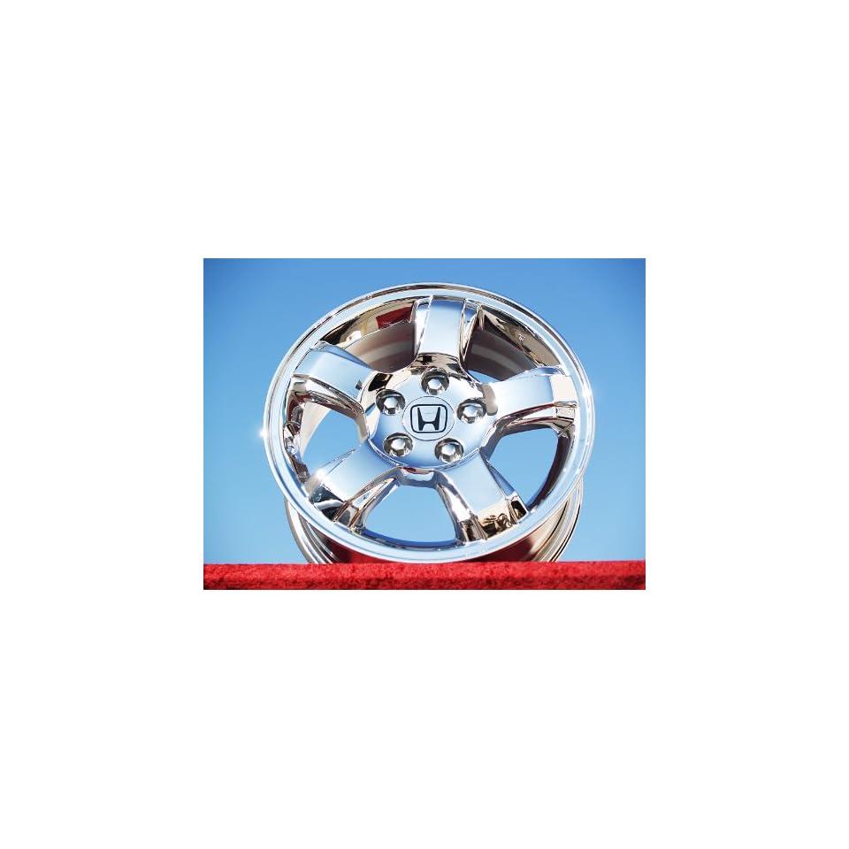 Honda Pilot Set of 4 genuine factory 16inch chrome wheels