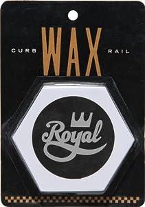 Royal Curb Rail Wax White Skateboard Wax by Royal Trucks