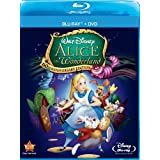 Alice In Wonderland (Two-Disc 60th Anniversary Blu-ray/DVD Combo) ~ Kathryn Beaumont