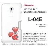 docomo Optimus G Pro L-04E ケース Optimus G Pro L-04E カバー ケース・ジャケット【ハートギフト134/l04e-PM134】