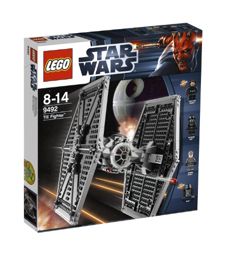 Lego Star Wars Tie Fighter 9492 front-895540