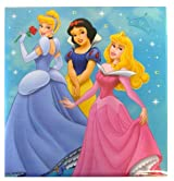 Disney 13in Large Royal Collection Disney Princess Album - Disney Princess Photo Album - Princess Photo Book