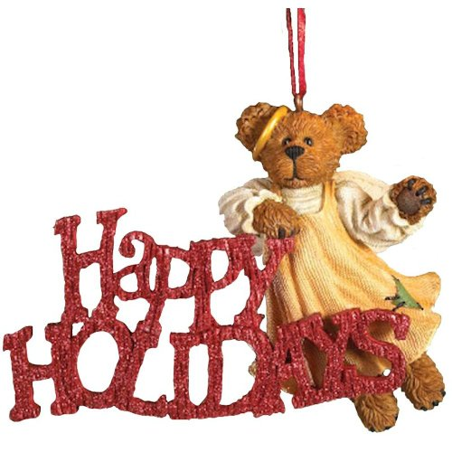 Boyds Bears Resin Gabriella Ornament Angel Christmas Bearstone – Resin 3.50 IN