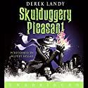 Skulduggery Pleasant (       UNABRIDGED) by Derek Landy Narrated by Rupert Degas