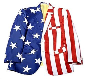 the blazer bros s american flag blazer 3xl white