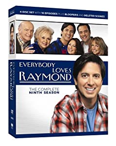 Everybody Loves Raymond: Complete HBO Season 9 [DVD] [2007]