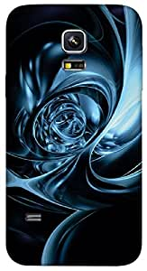 Timpax protective Armor Hard Bumper Back Case Cover. Multicolor printed on 3 Dimensional case with latest & finest graphic design art. Compatible with only Samsung Galaxy S5 mini. Design No :TDZ-20084