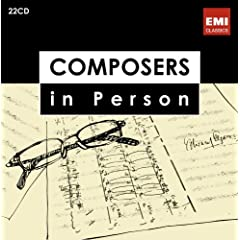 Composers in Person cover