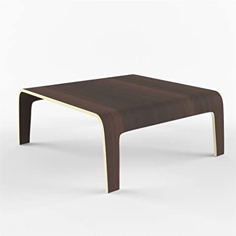 Orange22 Minimal Coffee Table - Walnut Veneer