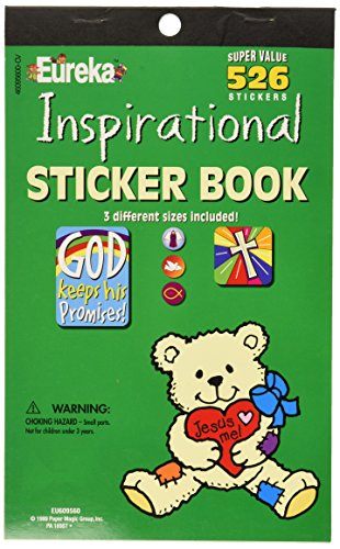 Eureka Inspirational Sticker Book