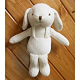 Lovely-Puppy100-Certified-Organic-Cotton-Baby-First-Doll-11-inches-No-Dyeing