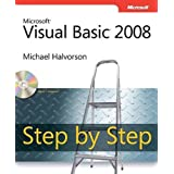 Microsoft Visual Basic 2008 Step by Step Book/CD Package (PRO- Step by Step Developer)by Michael Halvorson