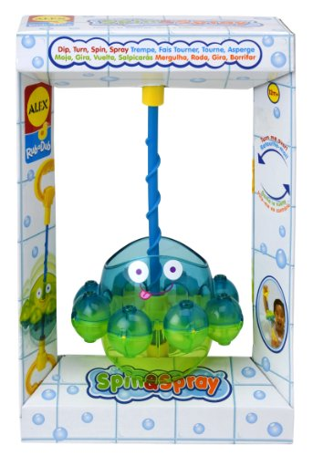 ALEX Toys Rub a Dub Spin & Spray - 1