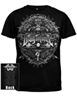 Old Glory Dragonforce - Mens Shield Tour T-shirt