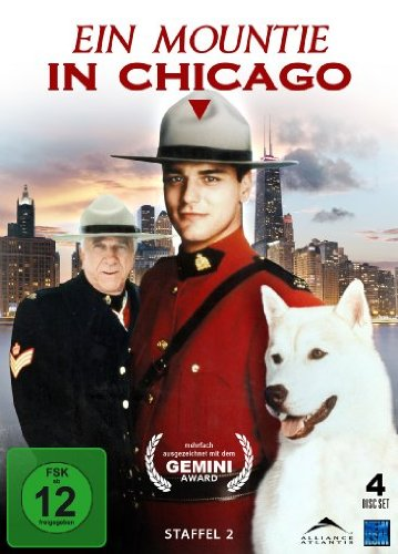 Ein Mountie in Chicago - Staffel 2 [4 DVDs]